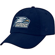 Top of the World Men's Georgia Southern Eagles Navy Staple Adjustable Hat