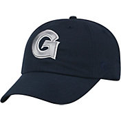 Top of the World Men's Georgetown Hoyas Blue Staple Adjustable Hat