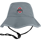 Top of the World Men's Ohio State Buckeyes Grey Bucket Hat