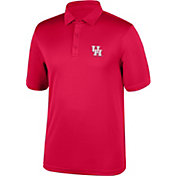 Top of the World Men's Houston Cougars Red Polo
