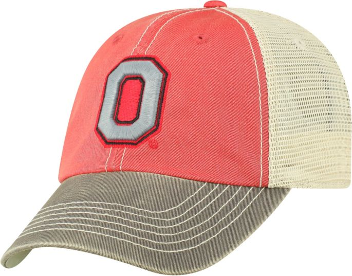 free delivery low price sale coupon codes Top of the World Men's Ohio State Buckeyes Scarlet/White Off Road ...