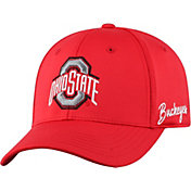 Top of the World Men's Ohio State Buckeyes Scarlet Phenom 1Fit Flex Hat