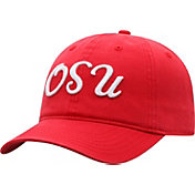 Top of the World Women's Ohio State Buckeyes Scarlet Zoey Adjustable Hat