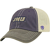 Top of the World Men's James Madison Dukes Purple/White Off Road Adjustable Hat