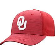 Top of the World Men's Oklahoma Sooners Crimson Intrude 1Fit Flex Hat
