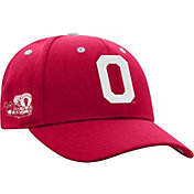 Top of the World Men's Oklahoma Sooners Crimson Retro Triple Threat Adjustable Hat