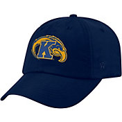 Top of the World Men's Kent State Golden Flashes Navy Blue Staple Adjustable Hat