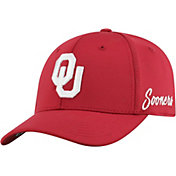Top of the World Men's Oklahoma Sooners Crimson Phenom 1Fit Flex Hat