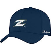 Top of the World Men's Akron Zips Navy Phenom 1Fit Flex Hat