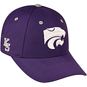 Top of the World Men's Kansas State Wildcats Purple Triple Threat Adjustable Hat
