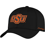 Top of the World Men's Oklahoma State Cowboys Phenom 1Fit Flex Black Hat