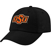 Top of the World Men's Oklahoma State Cowboys Staple Adjustable Black Hat