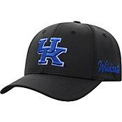 Top of the World Men's Kentucky Wildcats Phenom 1Fit Flex Black Hat