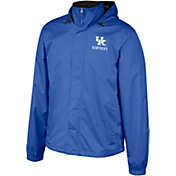 Top of the World Men's Kentucky Wildcats Blue Outer Limits Full-Zip Hooded Jacket