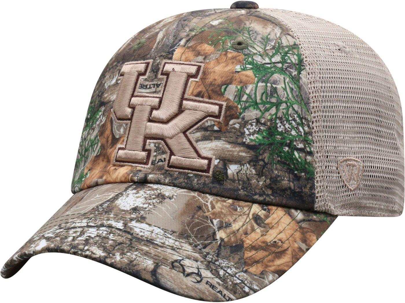 Top of the World Men's Kentucky Wildcats Camo Acorn Adjustable Hat