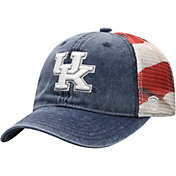 Top of the World Men's Kentucky Wildcats Flag Adjustable Hat