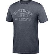 Top of the World Men's Kentucky Wildcats Grey Distressed Chrome T-Shirt