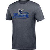 Top of the World Men's Kentucky Wildcats Grey Chrome State T-Shirt