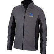 Spyder Men's Kentucky Wildcats Grey Constant Full-Zip Fleece Jacket