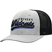 Top of the World Men's Kentucky Wildcats Grey/Black Cutter Adjustable Hat