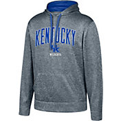 Top of the World Men's Kentucky Wildcats Grey Foundation Poly Hoodie