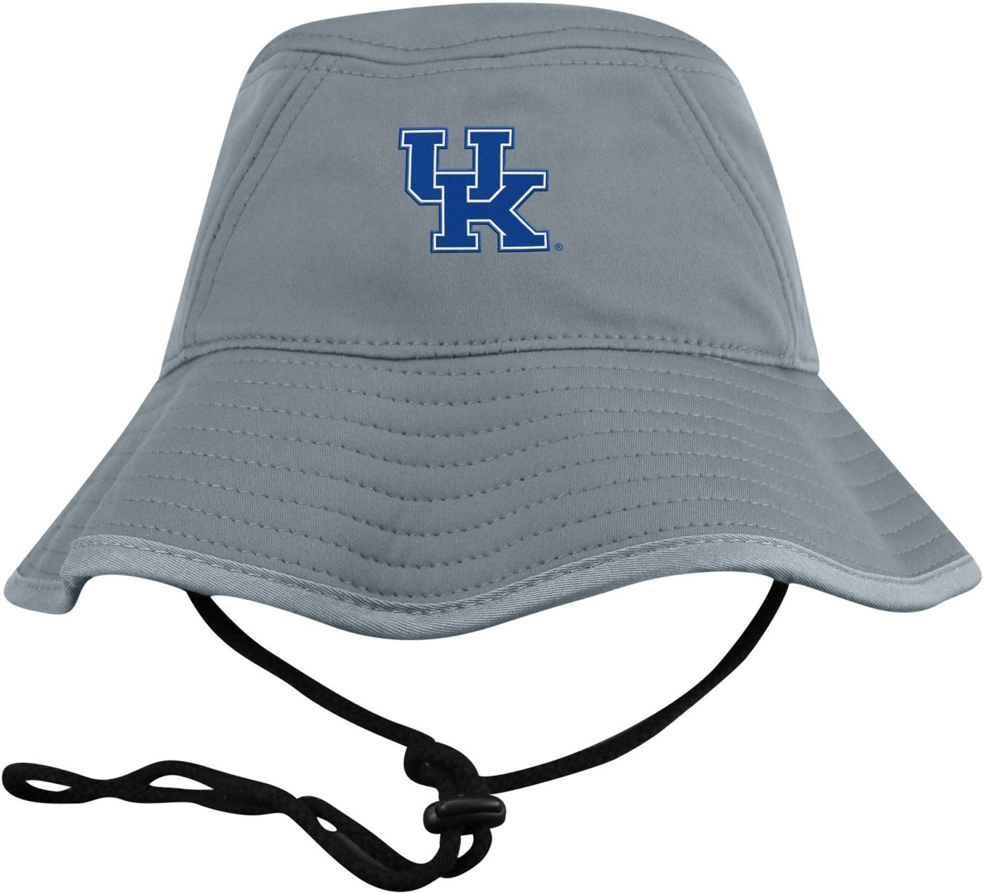 Top of the World Men's Kentucky Wildcats Grey Bucket Hat