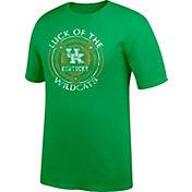 Top of the World Men's Kentucky Wildcats Green St. Patrick's Day T-Shirt