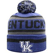 Top of the World Men's Kentucky Wildcats Blue Buddy Cuffed Pom Knit Beanie