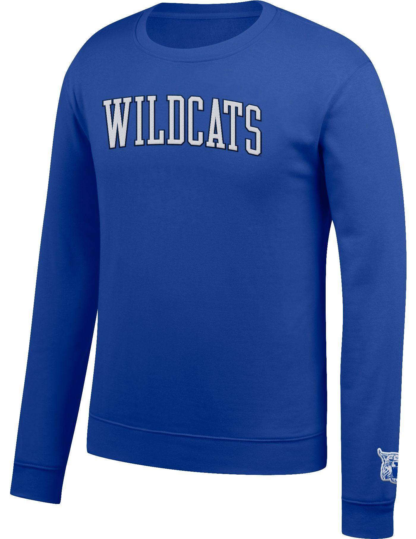 Top of the World Men's Kentucky Wildcats Blue Foundation Crew Neck Sweatshirt