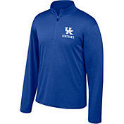 Top of the World Men's Kentucky Wildcats Blue Quarter-Zip Shirt
