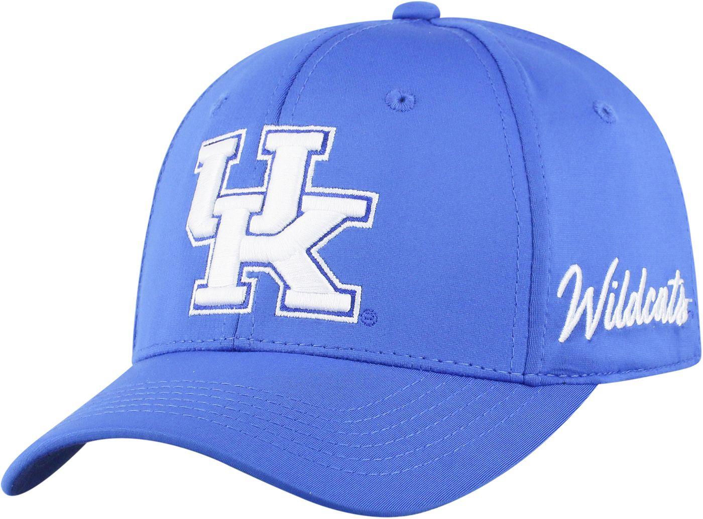 Top of the World Men's Kentucky Wildcats Blue Phenom 1Fit Flex Hat