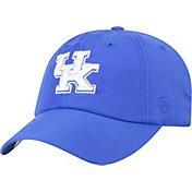 Top of the World Men's Kentucky Wildcats Blue Staple Adjustable Hat