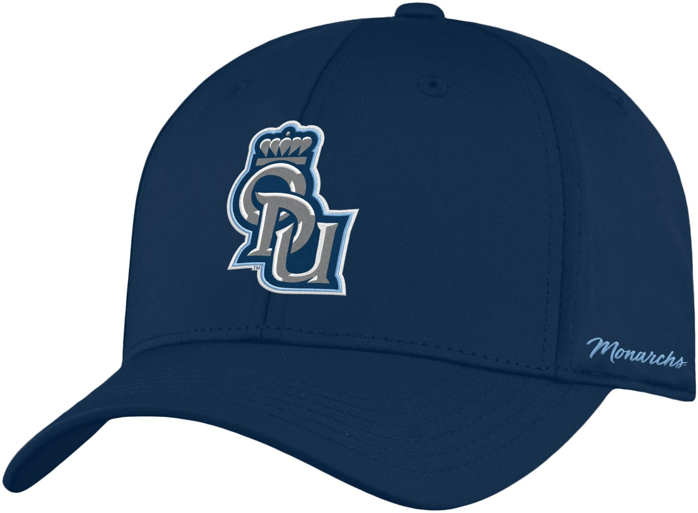 Top of the World Men's Old Dominion Monarchs Blue Phenom 1Fit Flex Hat