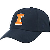 Top of the World Men's Illinois Fighting Illini Blue Staple Adjustable Hat