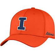 Top of the World Men's Illinois Fighting Illini Orange Phenom 1Fit Flex Hat