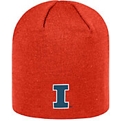 Top of the World Men's Illinois Fighting Illini Orange Classic Knit Beanie