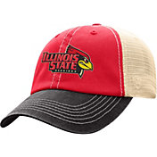 Top of the World Men's Illinois State Redbirds Red/White Off Road Adjustable Hat