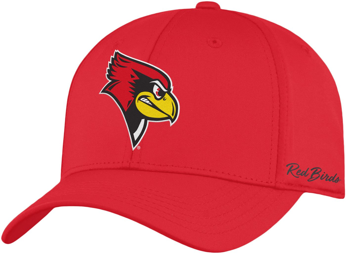 Top of the World Men's Illinois State Redbirds Red Phenom 1Fit Flex Hat