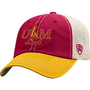 Top of the World Men's Louisiana-Monroe Warhawks Maroon/White Off Road Adjustable Hat