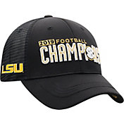 Top of the World Men's 2019 SEC Football Champions LSU Tigers Locker Room Hat
