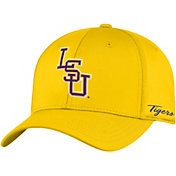 Top of the World Men's LSU Tigers Gold Phenom 1Fit Flex Hat