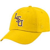 Top of the World Men's LSU Tigers Gold Staple Adjustable Hat