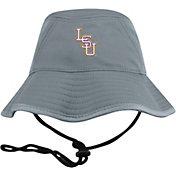 Top of the World Men's LSU Tigers Grey Bucket Hat