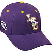 Top of the World Men's LSU Tigers Purple Triple Threat Adjustable Hat