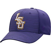 Top of the World Men's LSU Tigers Purple Intrude 1Fit Flex Hat