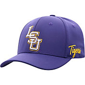 Top of the World Men's LSU Tigers Purple Phenom 1Fit Flex Hat