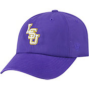 Top of the World Men's LSU Tigers Purple Staple Adjustable Hat