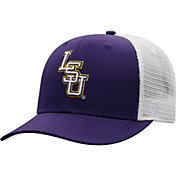 Top of the World Men's LSU Tigers Purple/White Trucker Adjustable Hat