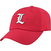 Top of the World Men's Louisville Cardinals Cardinal Red Staple Adjustable Hat