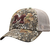 Top of the World Men's Michigan Wolverines Camo Acorn Adjustable Hat